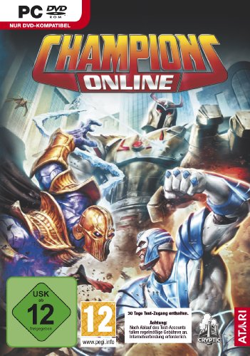 Champions Online (MMOG) (deutsch) (PC) -- via Amazon Partnerprogramm