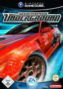 Need for Speed: Underground (deutsch) (GC)