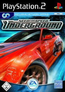 Need for Speed: Underground (niemiecki) (PS2)