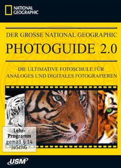 USM: the big National Geographic Photoguide 2.0 (German) (PC)