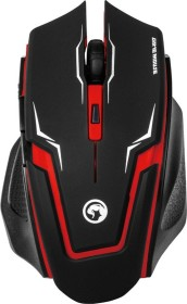 Marvo Scorpion Sting M319/M919 Gaming Mouse schwarz/rot, USB (M319RD/M919RD)