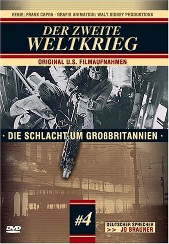Jo Brauner's - Der zweite Weltkrieg Folge 4: Krieg um Großbritannien -- via Amazon Partnerprogramm