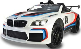 Jamara Ride-on BMW M6 GT3 weiß (460473)