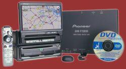 Pioneer AVIC80DH-II DVD Nawigacja / AV Package