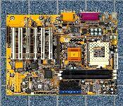 Elitegroup ECS-P6ISA-II, Solano 815E (keine ISA-Slots!)