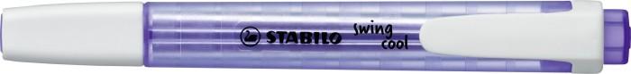 Stabilo; #Marker# 275-55 lavendel Textmarker STABILO® swing® cool
