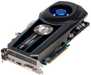 HIS Radeon HD 7950 IceQ Turbo, 3GB GDDR5, DVI, HDMI, 2x Mini DisplayPort (H795QT3G2M)