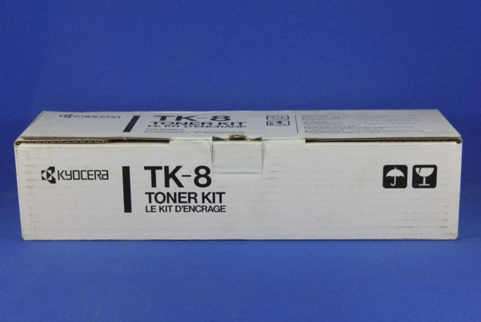 Kyocera TK-8 Toner schwarz -- via Amazon Partnerprogramm