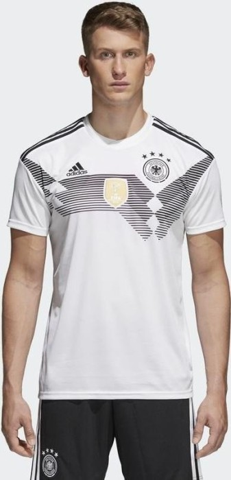 fae08a0af adidas FIFA WM 2018 Germany Replica home shirt (men) (BR7843) starting from  £ 14.70 (2019)   Skinflint Price Comparison UK
