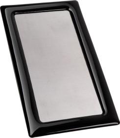 DEMCiflex Staubfilter für Lian Li TU150 Mini-ITX, Netzteil, schwarz/schwarz (C1396)