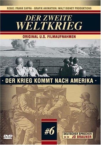 Jo Brauner's - Der zweite Weltkrieg Folge 6: Der Krieg kommt nach Amerika -- via Amazon Partnerprogramm