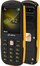Olympia Rock schwarz/gelb (2228)