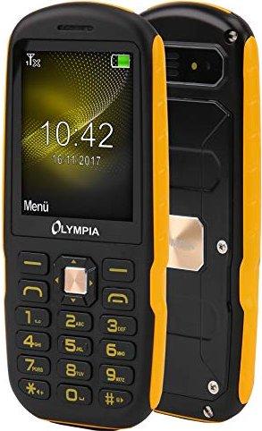 Olympia Rock schwarz/gelb (2228) -- via Amazon Partnerprogramm