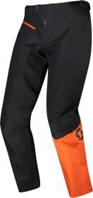 Scott Trail Storm WP Fahrradhose lang black/orange pumpkin (Herren) (271580-6275)