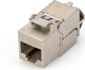 Digitus Keystone module RJ-45 socket via installation cable Cat6a, 24-pack (DN-93619-24)