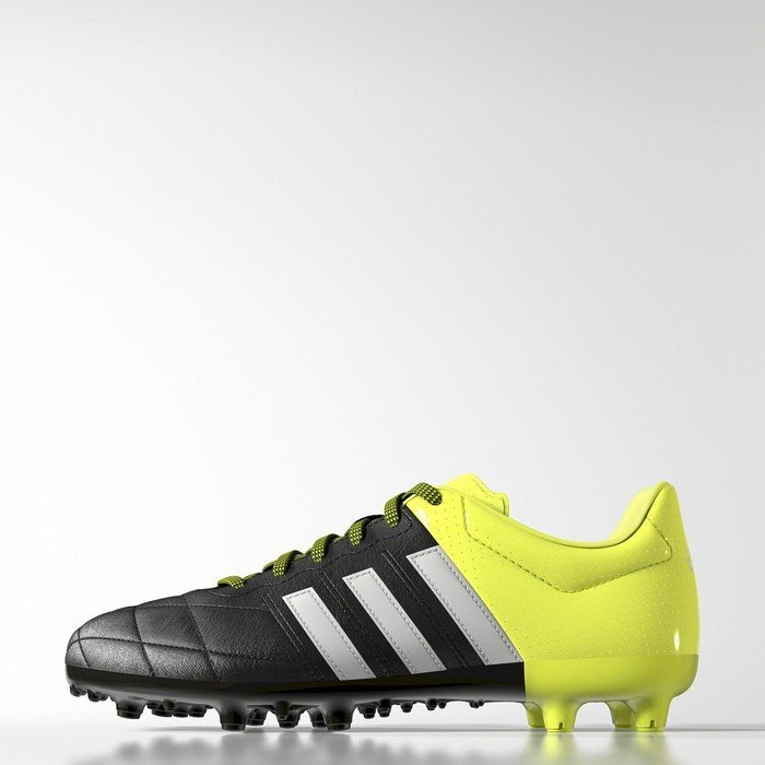 info for 9694f 7324f adidas Ace 15.3 FG/AG core black/white/solar yellow (Junior) (B32808) from  £ 14.95