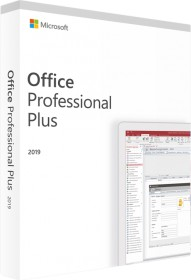 Microsoft Office 2019 Professional Plus, ESD (multilingual) (PC)