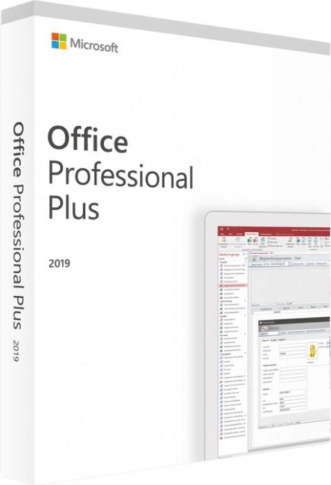 Microsoft Office 2019 Professional Plus, ESD (multilingual) (PC) -- von myoem