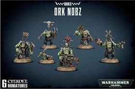 Games Workshop Warhammer 40.000 - Orks - Nobz (99120103055)