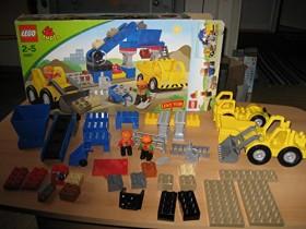 LEGO DUPLO - Kleine Baustelle (4987)