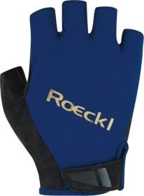 Roeckl Bosco cycling gloves dark blue