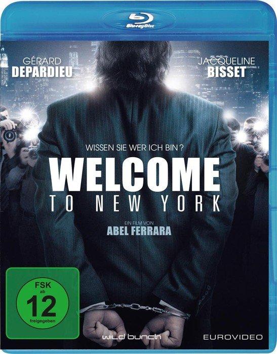 Welcome to New York - Wissen Sie wer ich bin? (Blu-ray)