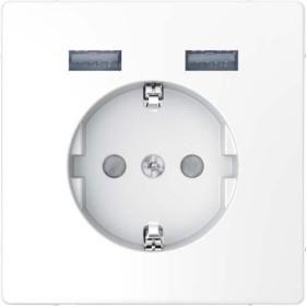 Merten System Design SCHUKO-Steckdose, sahara (MEG2366-6033)