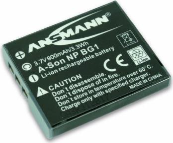 Ansmann A-Son NP-BG1 Li-Ionen-Akku (5022923/5044293) -- via Amazon Partnerprogramm