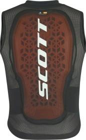 Scott Airflex Protektorenweste schwarz/grau (Junior) (271920-1001)