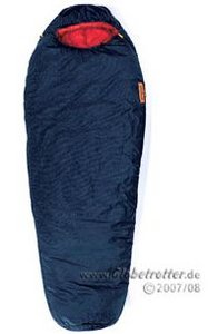 Ajungilak Compact winter mummy sleeping bag (1040156) -- ©globetrotter.de