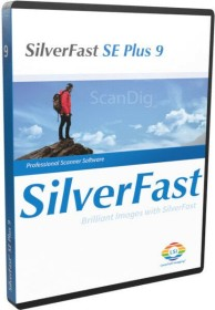 LaserSoft Imaging SilverFast SE8 (deutsch) (PC)