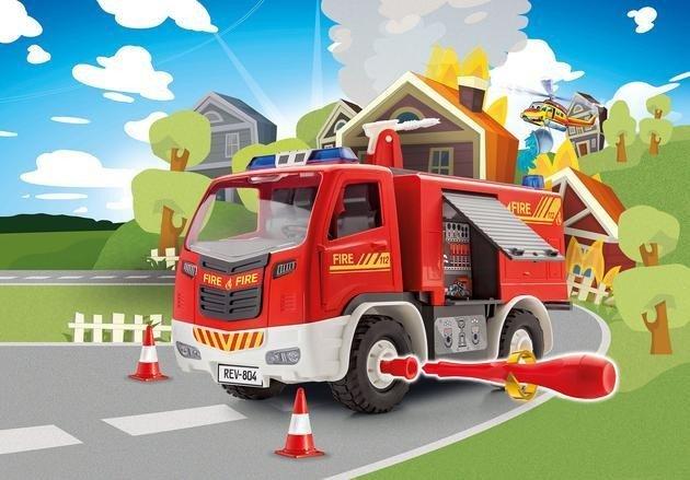 Revell Junior Kit Feuerwehrauto (00804)