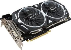 MSI GeForce GTX 1070 Armor 8G OC, 8GB GDDR5, DVI, HDMI, 3x DP (V330-003R)