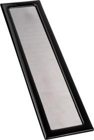 DEMCiflex Staubfilter für Lian Li TU150 Mini-ITX, GPU, schwarz/schwarz (C1397)