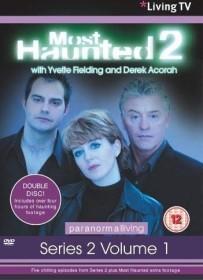 Most Haunted Season 2.1 (DVD) (UK)