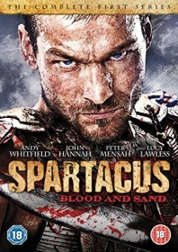 Spartacus - Blood and Sand Season 1 (DVD) (UK)