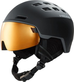 Head Radar Pola Helmet black (model 2019/2020)