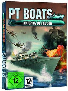 PT Boats: Knights of the Sea (deutsch) (PC)