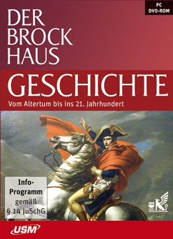 USM: the Brockhaus - Geschichte from Altertum to ins 21. Jahrhundert (German) (PC)