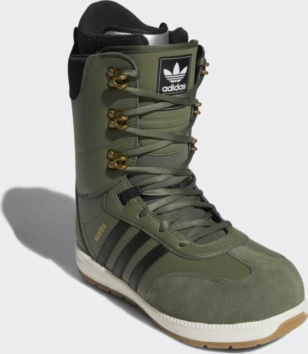 dba24447ae4 adidas Samba ADV softboot base green/core black/off white (men ...