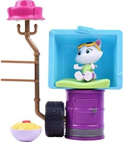 Smoby 44 Cats Deluxe + Spielfigur Milady (180218)