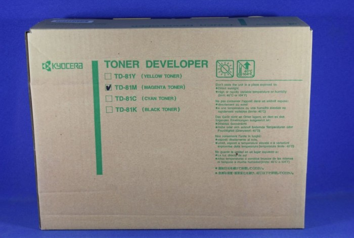 Kyocera TD-81M toner purpurowy (370PF4KL) -- via Amazon Partnerprogramm