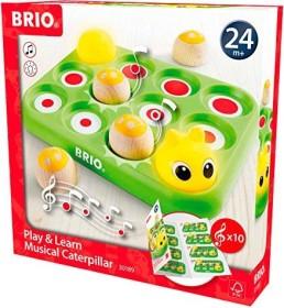 BRIO Musikspiel Raupe (30189)