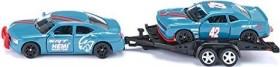 SIKU Super Dodge Charger mit Dodge Challenger SRT Racing (2565)