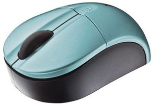 Trust Nanou wireless Micro Mouse blue, USB (17086)