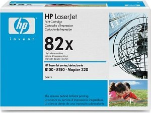 HP Toner 82X black (C4182X)