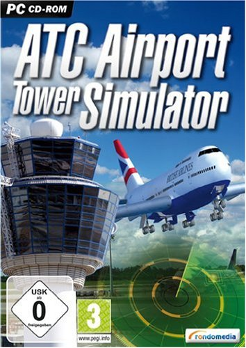ATC Airport Tower Simulator (German) (PC) -- via Amazon Partnerprogramm