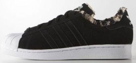 adidas Superstar core black/white (Damen) (B35434)