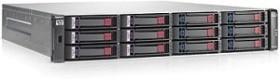 HP StorageWorks SAN P2000 G3 MSA FC LFF, 4x Fibre Channel 8Gb/s, 2HE (AP845A)