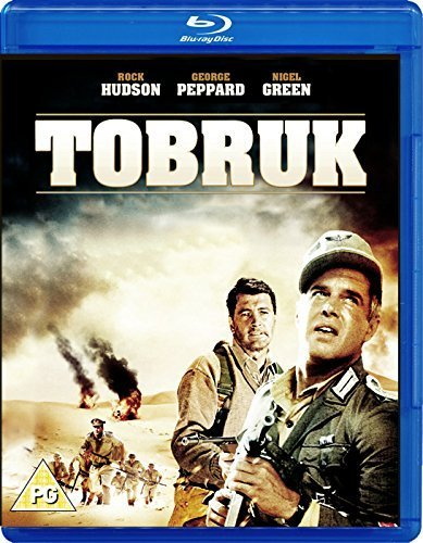 Tobruk (Blu-ray) -- via Amazon Partnerprogramm
